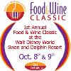 Disney World Swan and Dolphin Announce First Annual Food and Wine Classic