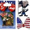 Fourth of July Themed Merchandise Available at Disney Parks During Holiday Weekend