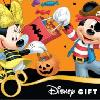 Disney Gift Cards Receive New Halloween Designs for 2012