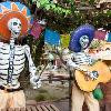 Disneyland Celebrating Dia de Los Muertos Through October 31