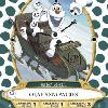 Olaf-Themed Sorcerers of the Magic Kingdom Card Available at Mickey's Very Merry Christmas Party