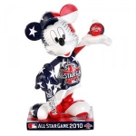 Combining Two Great American Traditions, Baseball & Mickey Mouse