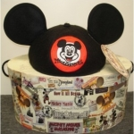 Limited Edition 55th Anniversary Mickey Mouse Ears Now Available at Disneyland