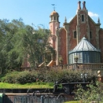 Video:  Disney Imagineers Offer Sneak Peek Into New Haunted Mansion Queue at Magic Kingdom