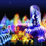 New World of Color Lunch Package Announced