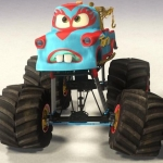 CARS Toons Premiers Monster Truck Mater