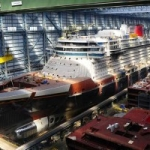 Disney Dream to Float Out of Dry Dock this Weekend