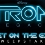 Tron Legacy Sweepstakes: Get on the Grid!