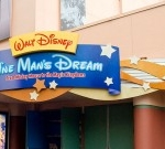 'One Man's Dream' Re-opens at Disney's Hollywood Studios