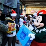 VoluntEARS Lend a Helping Hand to Toys for Tots Toy Drive