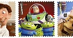 Disney Pixar Characters to Grace New Postage Stamps