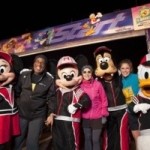 Today Show Represented Well at Disney's Marathon Weekend