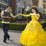 Star Sighting:  'Dancing with the Stars' Tony Dovolani Romances Belle