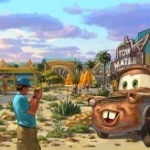 Ramone from Disney's 'Cars' Being Prepped for Art of Animation Resort