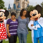 Star Sighting:  'Grey's Anatomy' and 'Private Practice' Stars Visit Walt Disney World