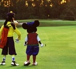 Disney Golf Offering One-Day Holiday Golf Camps for Kids in December