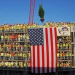 """Disney's Art of Animation Resort Holds """"Topping Out"""" Ceremony"""