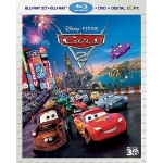 'Cars 2' DVD/Blu Ray Available November 1 and Will Contain a New Pixar Short