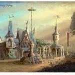 Disneyland Fantasyland to Expand as Well with Addition of Fantasy Faire