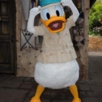 Animal Kingdom's Tusker House Offers New Donald Duck Dining Experience December 4
