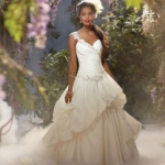 2012 Disney Fairy Tale Weddings by Alfred Angelo Collection Announced