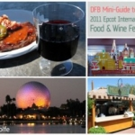 Book Review:  'The DFB Mini-Guide to the 2011 Epcot International Food and Wine Festival'