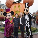 Star Sighting: 'Good Luck Charlie' Stars Celebrate Halloween Time at Disneyland Park