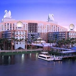 Walt Disney World Swan and Dolphin Hotel Celebrating Grandparents Day with Special Room Rate