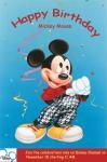 Celebrate Mickey Mouse's Birthday with Disney Channel November 18