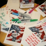 Disney Cast Members Say 'Thank You' to Troops with 'Operation Uplift'