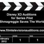Disney XD Holding Auditions for 'Shmagreggie Saves The World' Pilot