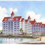 Disney Confirms Grand Floridian Construction is New Disney Vacation Club Destination
