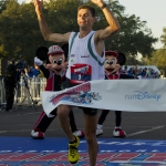 Brazil's Fredison Costa Repeats First Place Finish in Walt Disney World Marathon