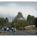 Disney's Matterhorn Undergoing Renovations
