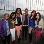 Video: Disney Stars Hang Out on the Empire State Building to Showcase New Shows and Movies on Disney Channel, Disney XD and Disney Junior