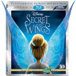 New Tinker Bell Film 'Secret of the Wings' to be Released on Blu-ray in October