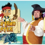 Never Land Pirate Band to Perform at Downtown Disney August 3-12