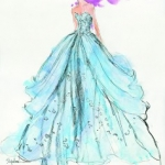 Disney Fairy Tale Weddings by Alfred Angelo to Debut Cinderella Diamond Wedding Gown Collection