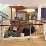 Disney VoluntEARS Build Mater at Orange County CANstruction Event