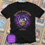 Sorcerers of the Magic Kingdom T-Shirts Debuting in Mid-October