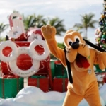 Disney Fantasy Gets Decked Out in Holiday Decor