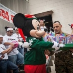 Disney VoluntEARS Donate Thousands of Toys to Toys for Tots