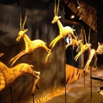New 'Lion King' Exhibit On Display in New York City Through December 16