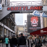 London Street Gets an 8-Bit Makeover as Promo for 'Wreck-It Ralph'