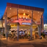 Splitsville Luxury Lanes in Downtown Disney Showcasing Live Bands Every Saturday Night