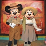 New Adventurers Outpost Meet and Greet Opens in Animal Kingdom
