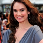 Lily James Announced as Star of Disney's 'Cinderella'