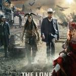 New Posters Released for 'The Lone Ranger'