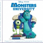 'Monsters University' Soundtrack Features a Musical Score by Randy Newman