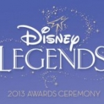 2013 Disney Legend Award Honorees Announced – Ceremony to Take Place at D23 Expo in August